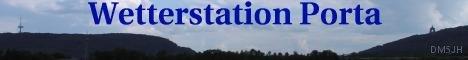 Wetterstation Porta Westfalica